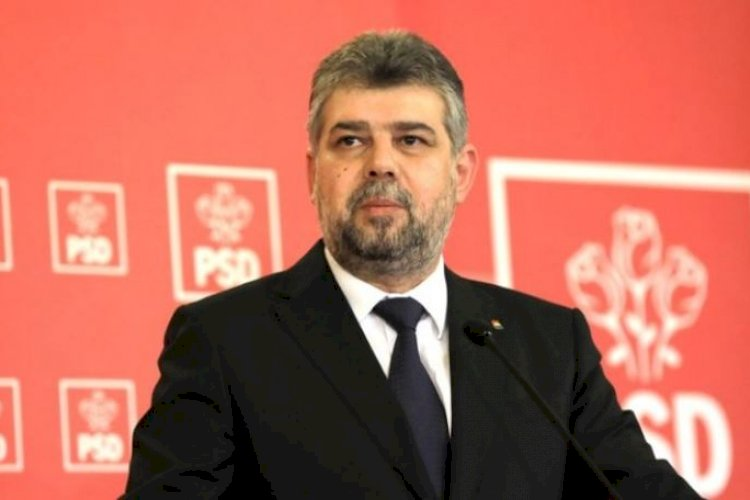 Ciolacu: Am decis suspendarea oricărei acţiuni de campanie electorală, din respect pentru tragedia de la Piatra Neamţ