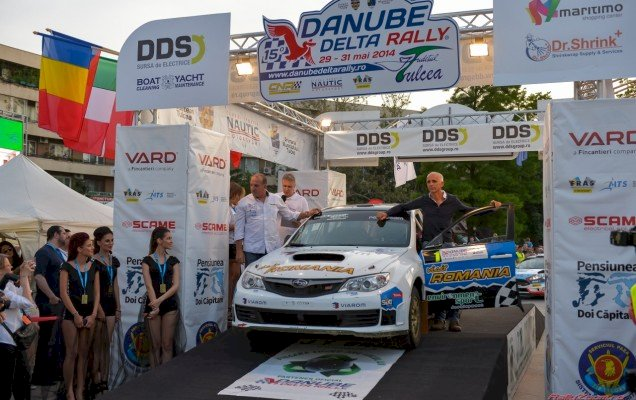 S-a dat startul Raliului Deltei Dunării
