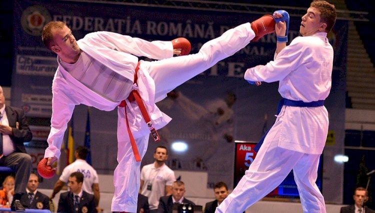 Campionatul European de Karate Fudokan de la Galați