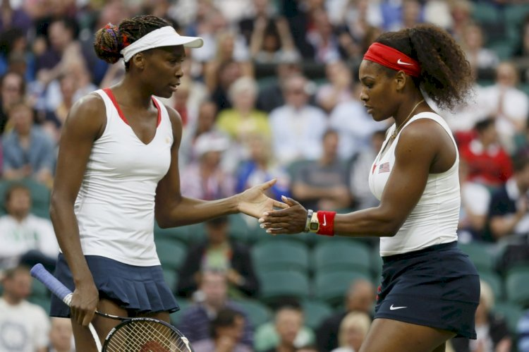 Surorile Williams eliminate în turul 2 de la Roland Garros
