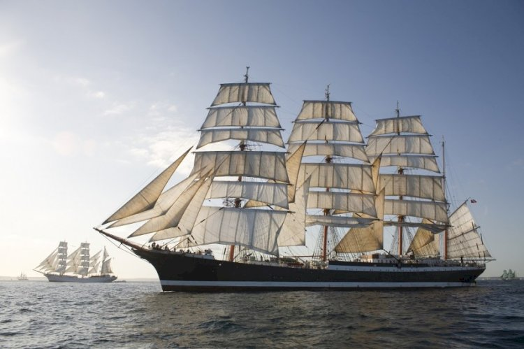 SCF Black Sea Tall Ships Regatta la Constanța
