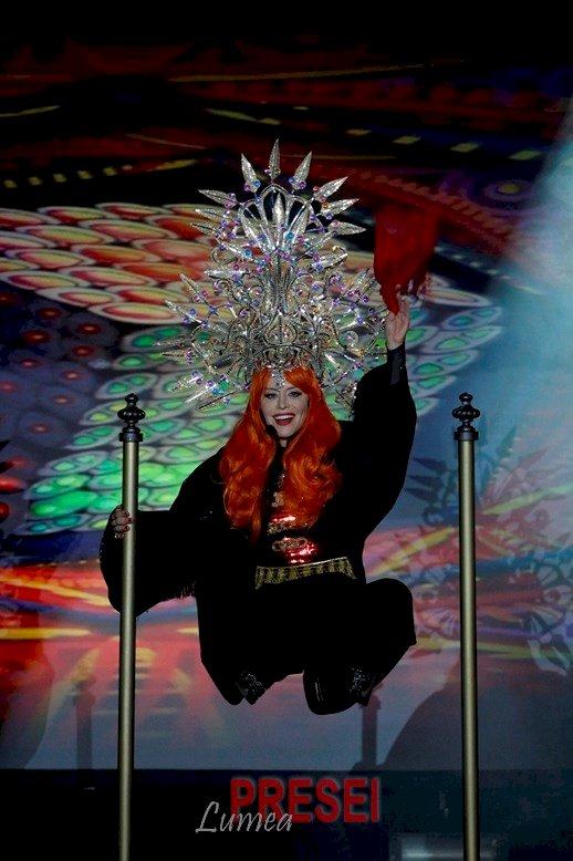"Loredana ""Magic"" la Casa de Cultura din Constanța"