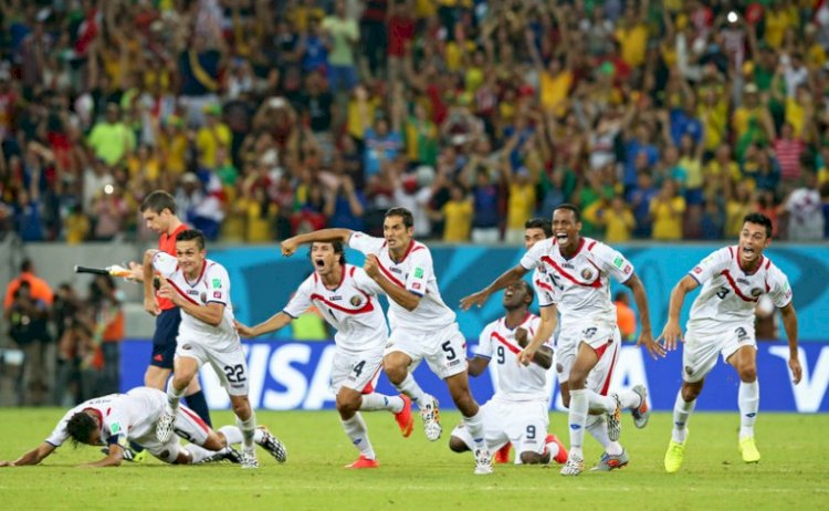 CM de fotbal: Costa Rica - Grecia, 1-1, 5-3 după penalty-uri