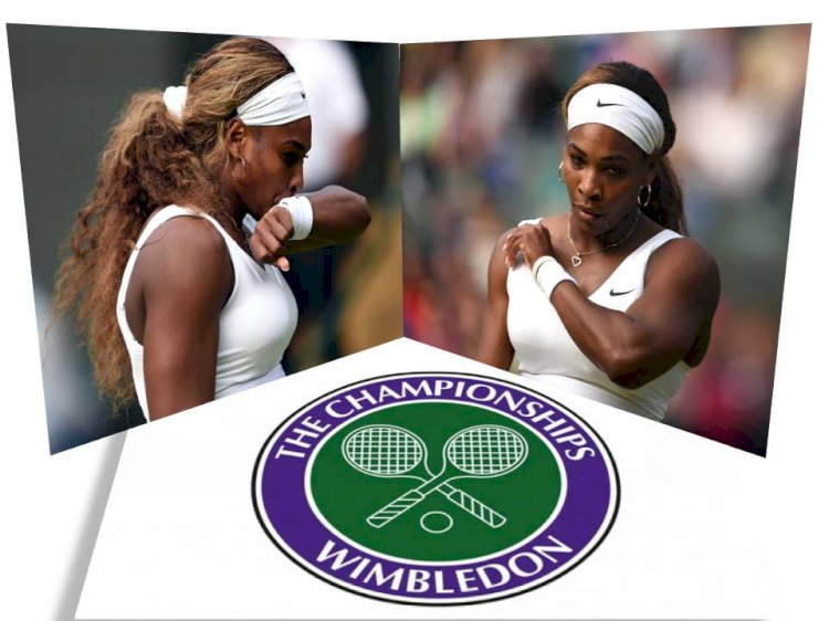 Serena Williams şi Na Li au fost eliminate de la Wimbledon