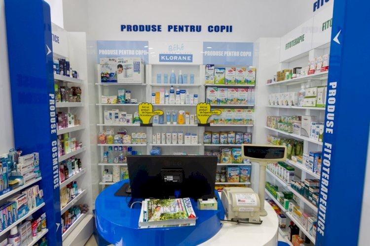 DONA lansează o farmacie nouă în Constanţa