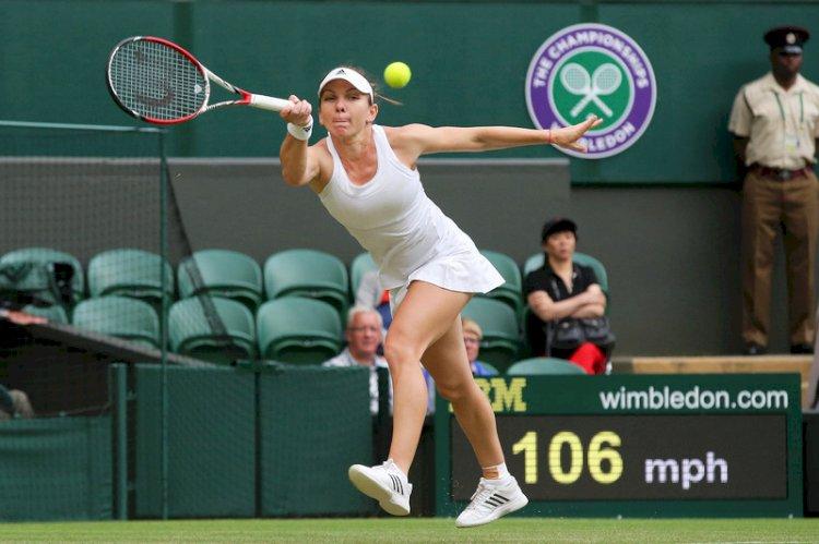 Simona Halep s-a calificat în turul 3 la Wimbledon