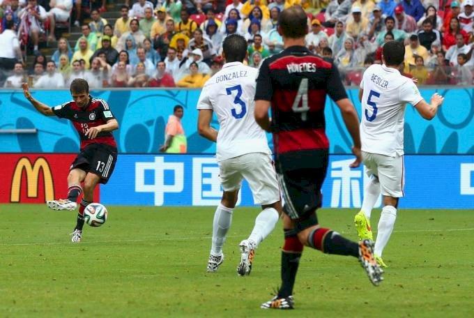 CM de fotbal: Germania, SUA, Belgia şi Algeria s-au calificat în optimi