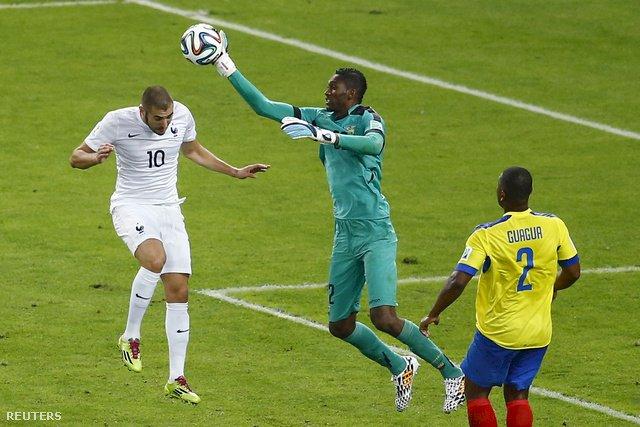 CM de fotbal: Franța câștigă Grupa E după 0-0 cu Ecuador