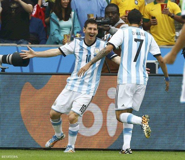 Argentina a câștigat Grupa F cu maximum de puncte, după 3-2 cu Nigeria