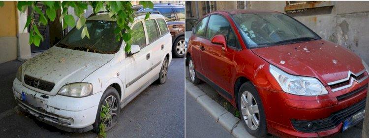 Mașinile care ocupă abuziv domeniul public vor fi ridicate de poliția locală