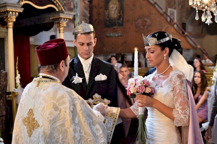 Biserica Ortodoxă vrea să interzică nunţile în ziua de sâmbătă