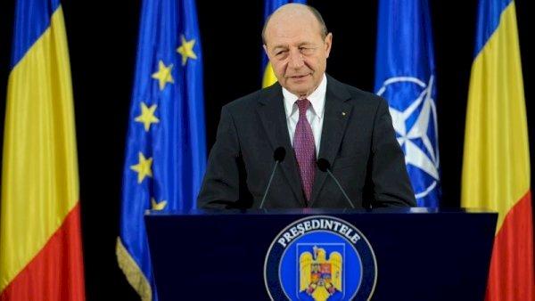 Băsescu: Nu voi lua în considerație declarația Parlamentului