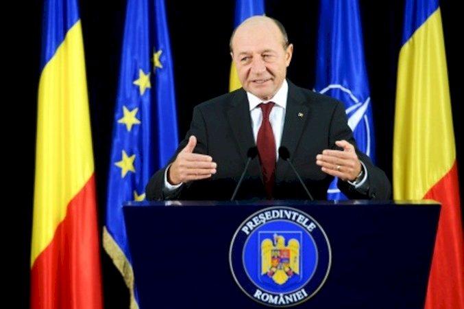 Băsescu, despre cazul ginerelui său: Nu știu despre ce este vorba; toți trebuie să răspundă în fața legii