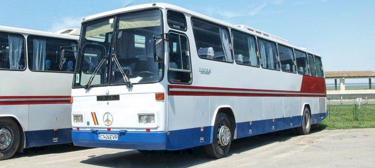 Autocar și platforme trimise în Bulgaria pentru aducerea românilor aflați la Albena