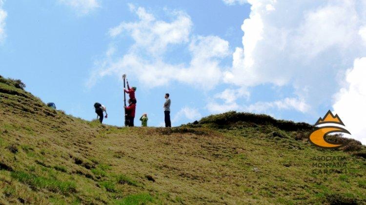 Trasee turistice reabilitate în Masivul Ciucaș