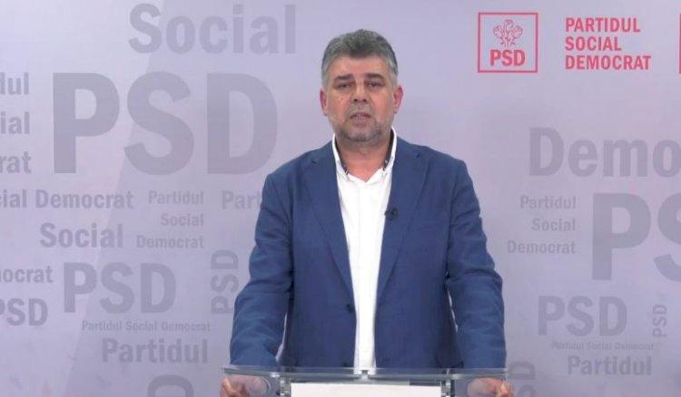 """Ciolacu: """"Iohannis este un politician cu accente de dictator"""""""