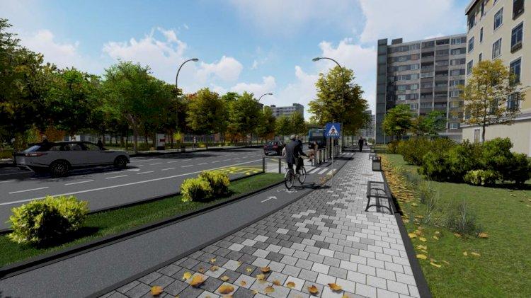 Primăria Constanța va amenaja piste de biciclete pe bulevardele Tomis și Mamaia