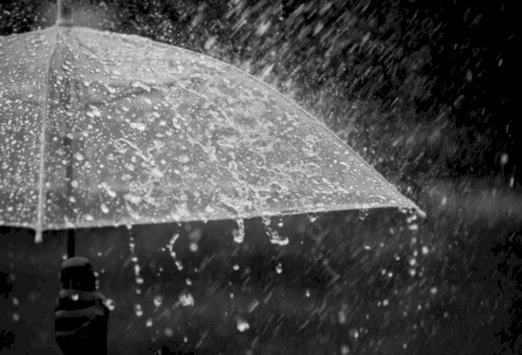 Cod portocaliu de ploi torențiale la Constanța