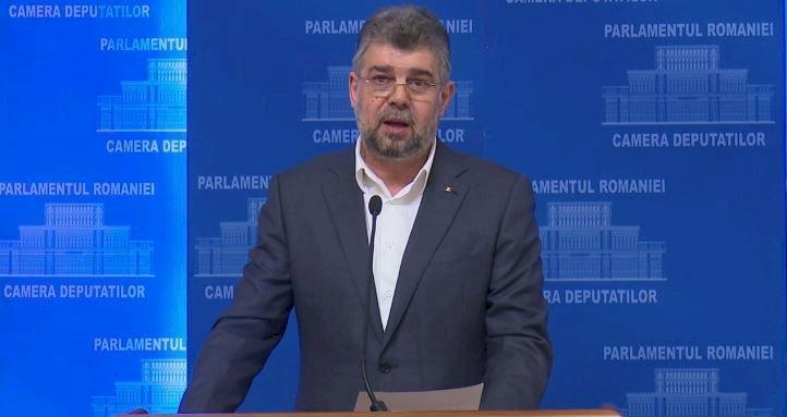 Ciolacu: Aceste atacuri nu sunt demne de un preşedinte european. Nu vinde nimeni Ardealul