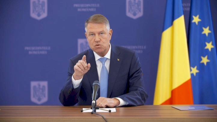 Iohannis atac la PSD: Când a început epidemia, rezervele României au fost goale. Folosesc nenorocirea pentru câștig