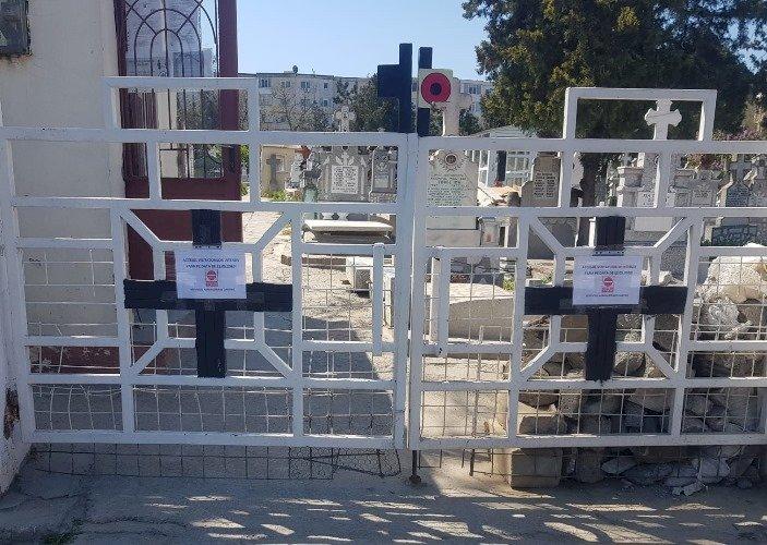 Primăria Constanța, apel către constănțeni: Nu mergeți la cimitir de Paștele Blajinilor!