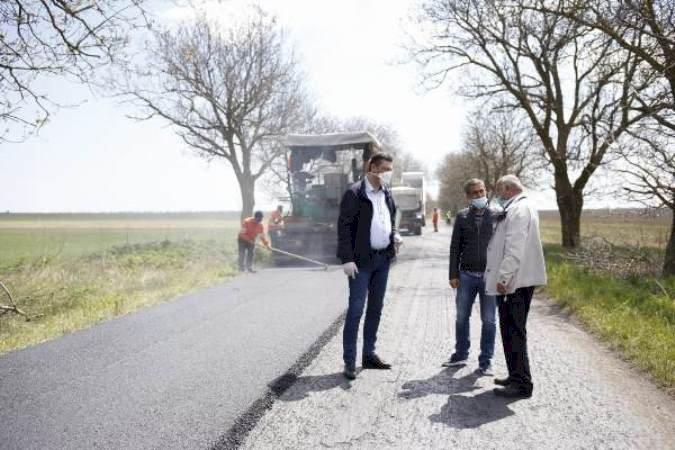 Țuțuianu: Reabilitarea infrastructurii rutiere a județului Constanța rămâne una dintre priorități