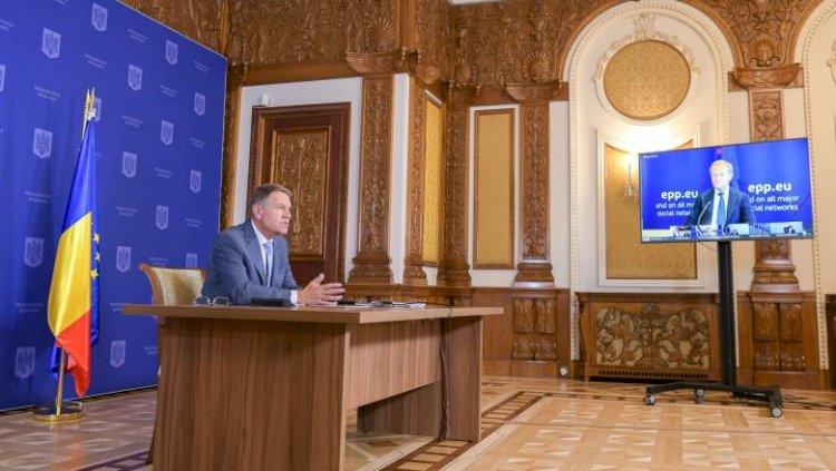 Iohannis: Voi susține crearea unui fond de redresare economic la nivelul UE