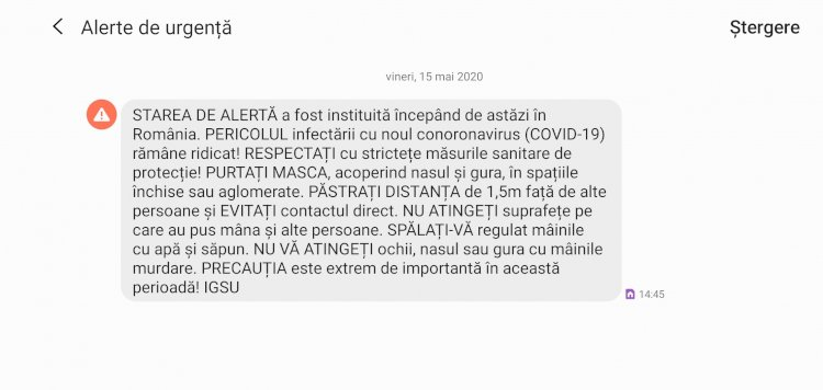 Un nou virus, Made în România