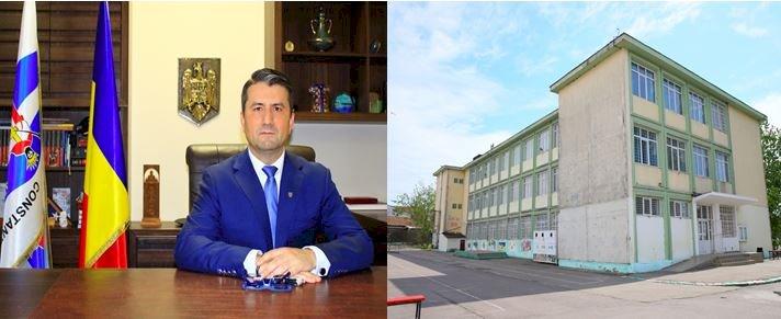 Şcoala Gimnazială nr.17 va fi reabilitată. Făgădău a semnat contractul de finanţare