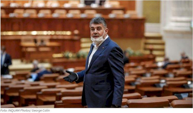 Ciolacu: Iohannis minte, dă vina pe Opoziţie pentru că Puterea a stat două săptămâni să scrie o lege