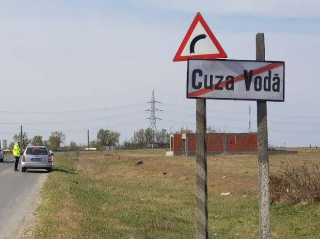 Care sunt restricțiile pentru locuitorii din Cuza Vodă