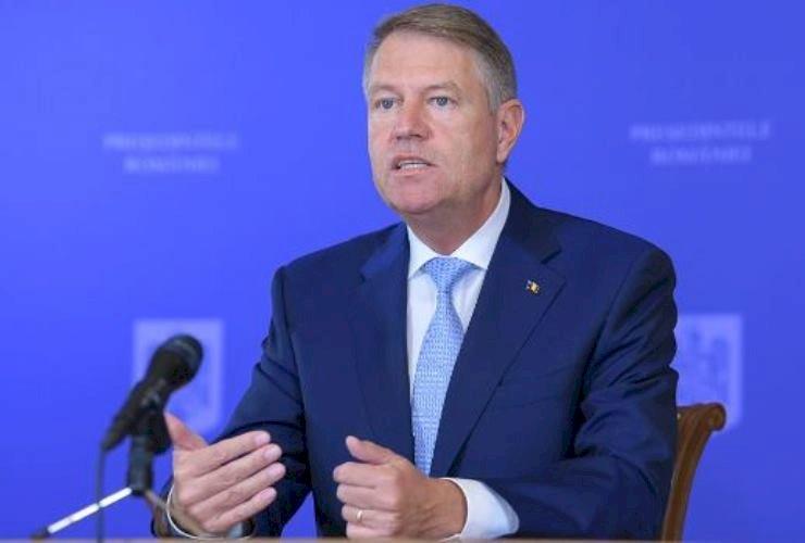 Iohannis: România nu mai poate rămâne blocată în trecut. România are nevoie de resetare