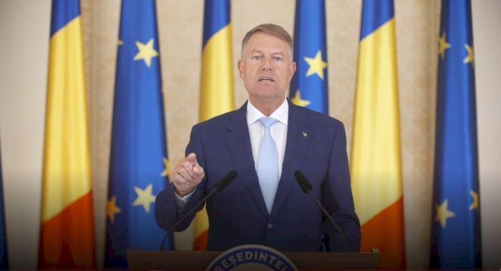 Iohannis: PSD este preocupat de jocuri politice şi de combinaţii meschine
