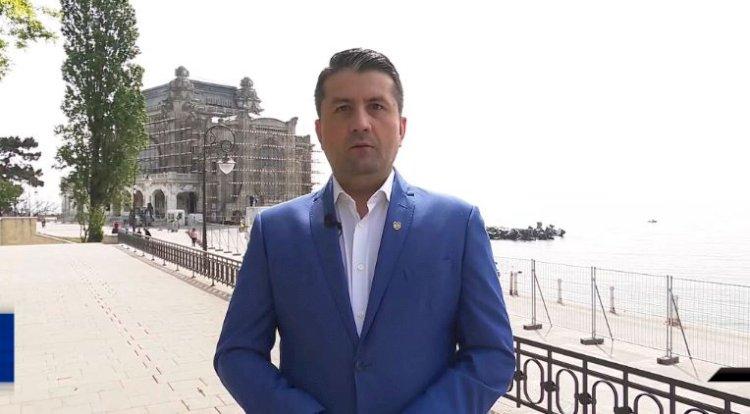Mesajul lui Decebal Făgădău, de Ziua Constanței: 21 Mai este o zi ce a intrat în sufletele noastre (video)