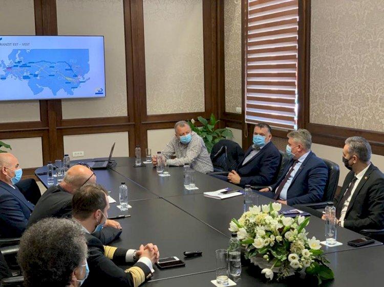 Ministrul Lucian Bode, în control la obiectivele de investiții din județul Constanța