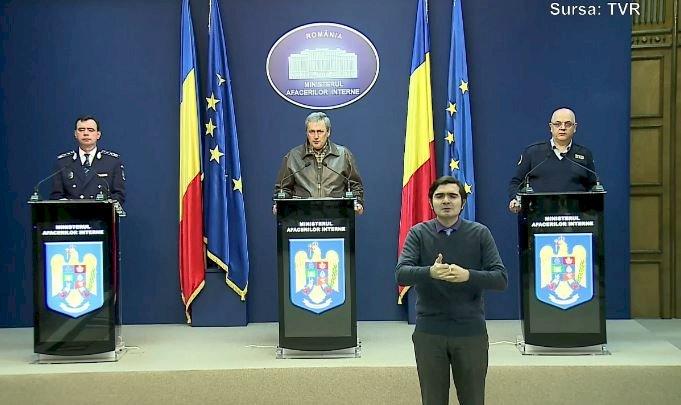 Vela: Se instituie carantină generală în orașul Țăndărei