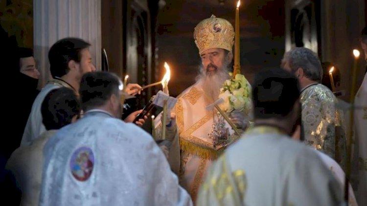 IPS Teodosie: Veniți de primiți Lumină! Program Odovania Învierii