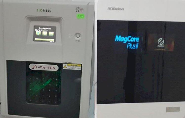 Al doilea echipament Real Time PCR primit în urma unei donații, a intrat în posesia SCJU Constanța