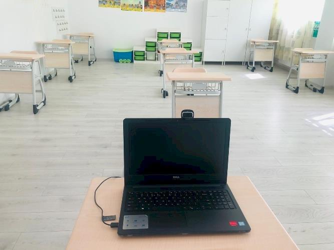 Foto: Școlile constănțene s-au pregătit să primească elevii în condiții de siguranță
