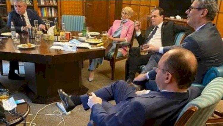 Ludovic Orban, mesaj pentru tineri: Nu vă apucaţi de fumat