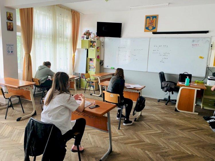 Școlile constănțene au primit elevii în siguranță la pregătirea pentru examenele naționale
