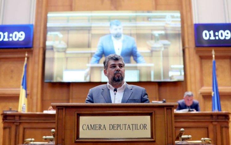 Ciolacu: Iohannis acoperă tâmpeniile Guvernului. Dragnea e în închisoare, legile justiției n-au ajutat niciun PSD-ist