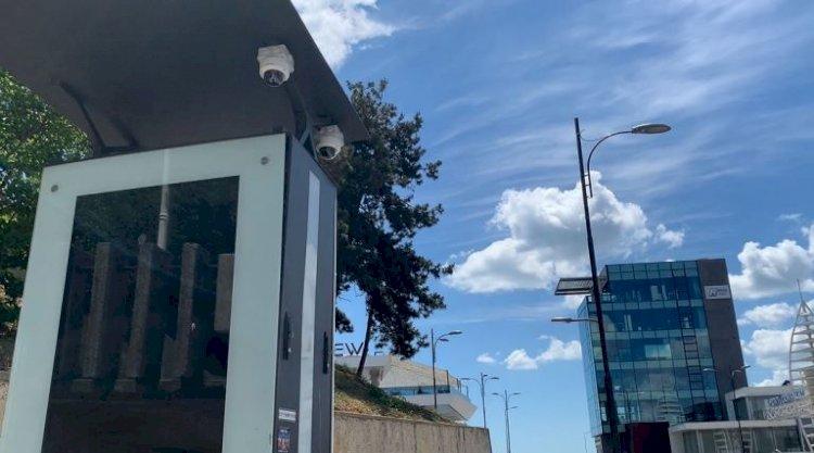 Primăria Constanța a amplasat încă 58 de camere de supraveghere în mai multe puncte din oraș