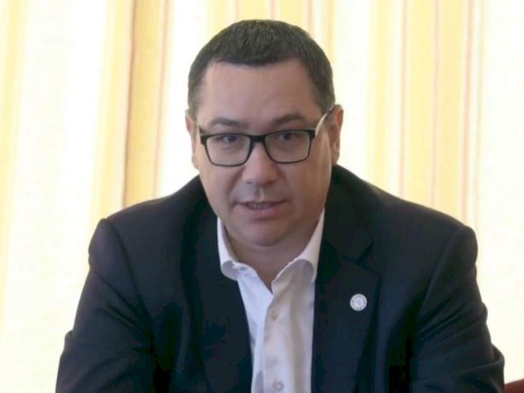Ponta: Vreau să vă dau o veste proastă în premieră absolută și în exclusivitate