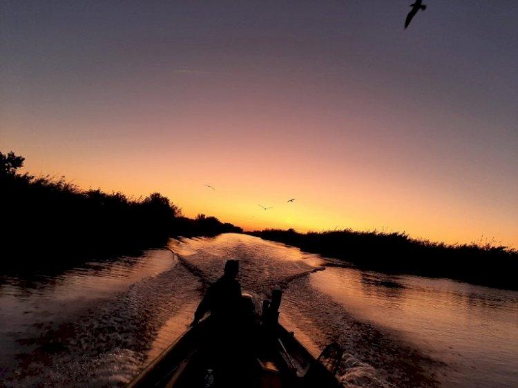 Delta Dunării a fost destinația preferată de turiștii români în perioada minivacanţei de Rusalii