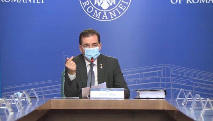 Orban: Guvernul va aproba, săptămâna viitoare, prelungirea stării de alertă