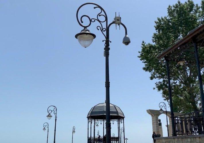 Primăria Constanța a instalat camere de supraveghere și internet wi-fi gratuit pe faleza de la Cazino