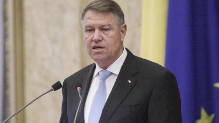Astăzi este ziua de naștere a președintelui Klaus Iohannis