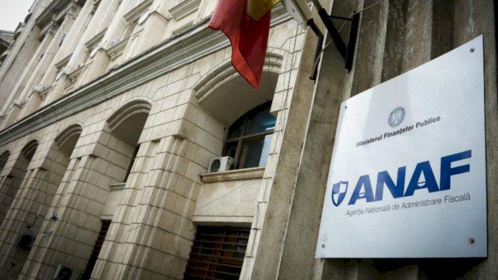 ANAF va notifica contribuabilii care nu au depus încă declarațiile fiscale