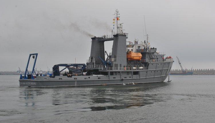 Cooperare militară navală în Marea Ionică